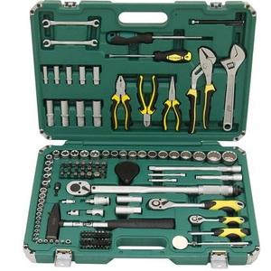 Набор инструмента общефункциональный 125 предметов Арсенал Механик АА-С1412Р125