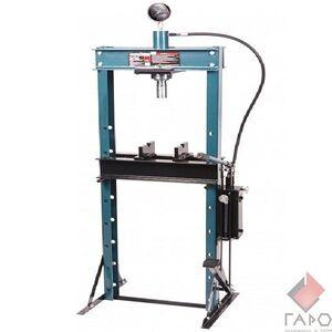 Пресс гидравлический ручной/ножной с подвижным штоком на 20 тонн 0500F-3