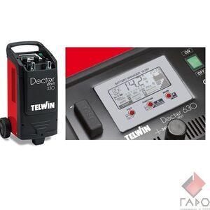 Пуско-зарядное устройство DOCTOR START 330 230V 12-24V