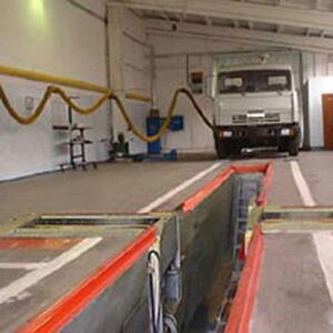 Линия технического контроля легковых и грузовых автомобилей ЛТК-10У-СП-11