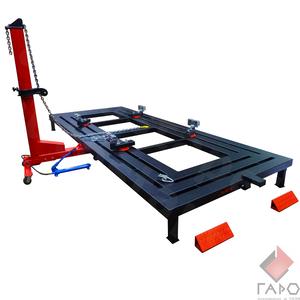Стапель для кузовного ремонта платформенный ARS-8-1