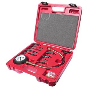 Компрессометр для дизельных двигателей с адаптерами JTC-1364