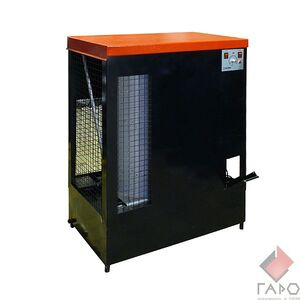 Полуавтоматическая печь на отработанном масле Тепламос НТ-603