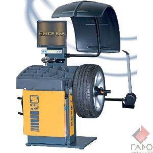 Cтенд для балансировки колес легковых автомобилей S-65E (220B)
