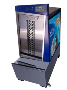 Автоматическая мойка колес Торнадо